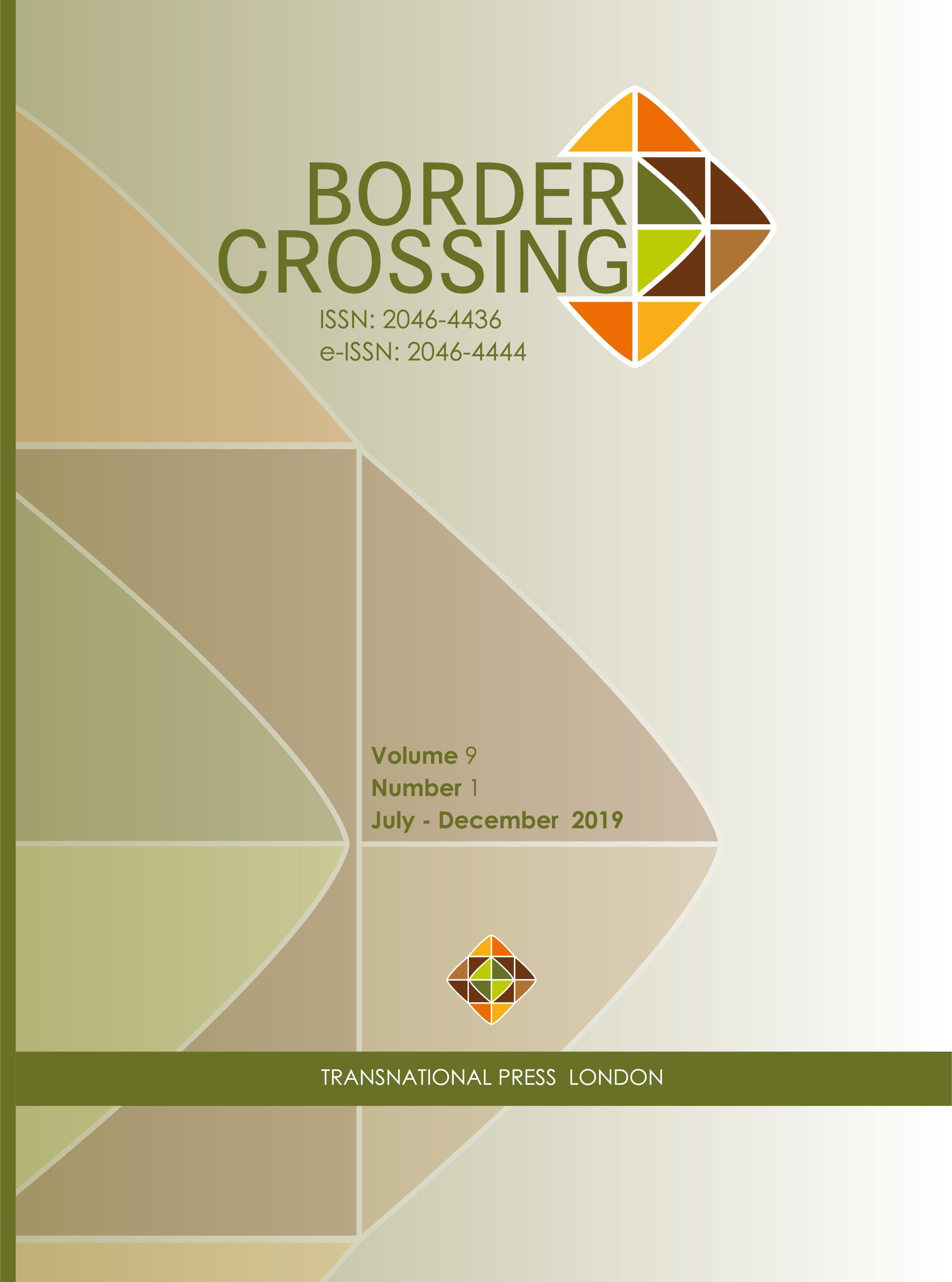 Border Crossing 2019-1