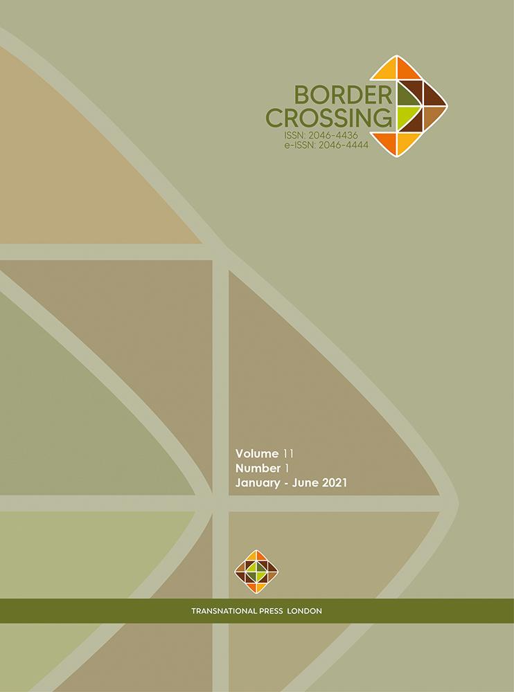 Border Crossing-2021_v11_n1