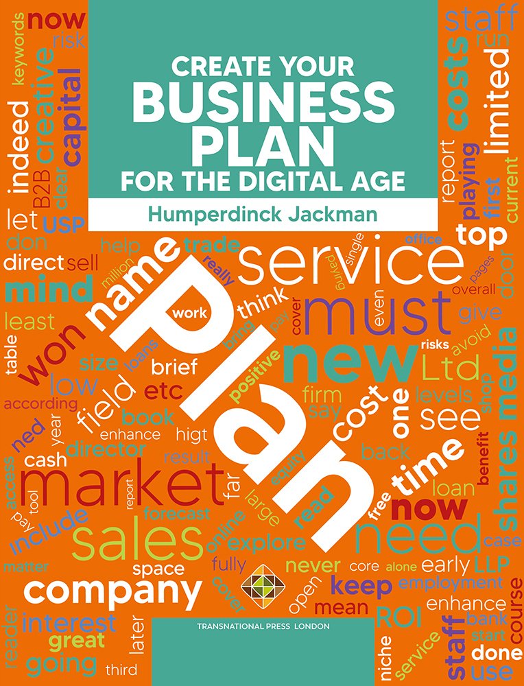 Create Your Business Plan for the Digital Age  Guide to an Effective Business Plan