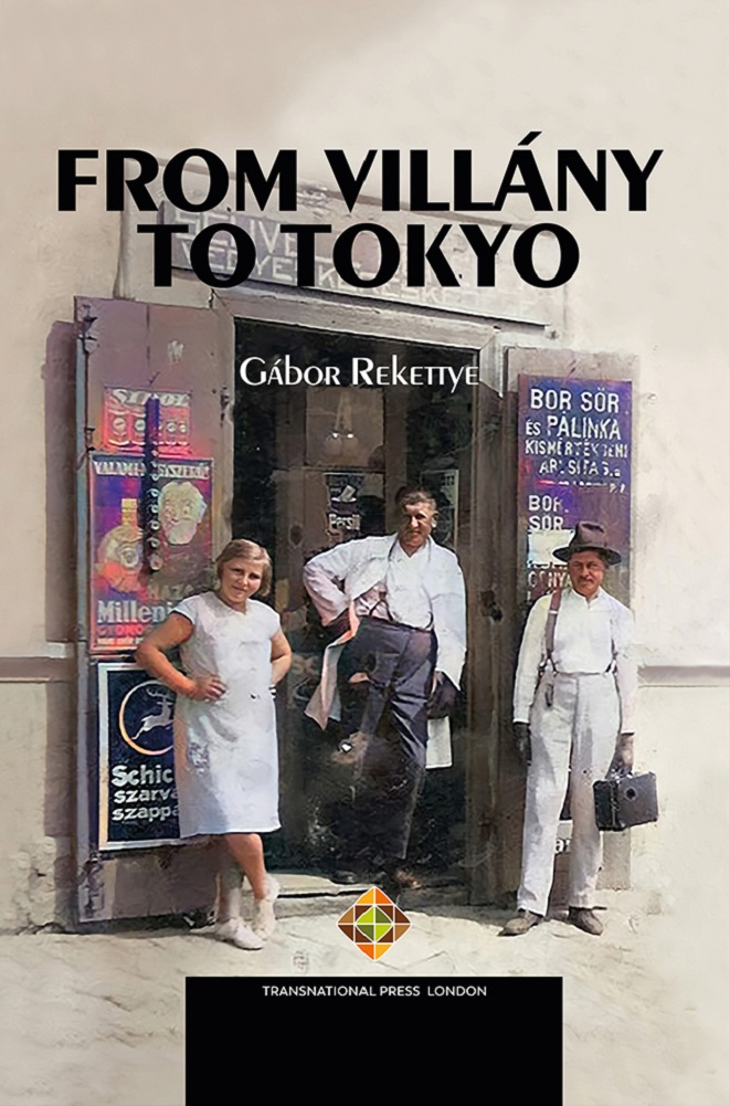 From Villány to Tokyo