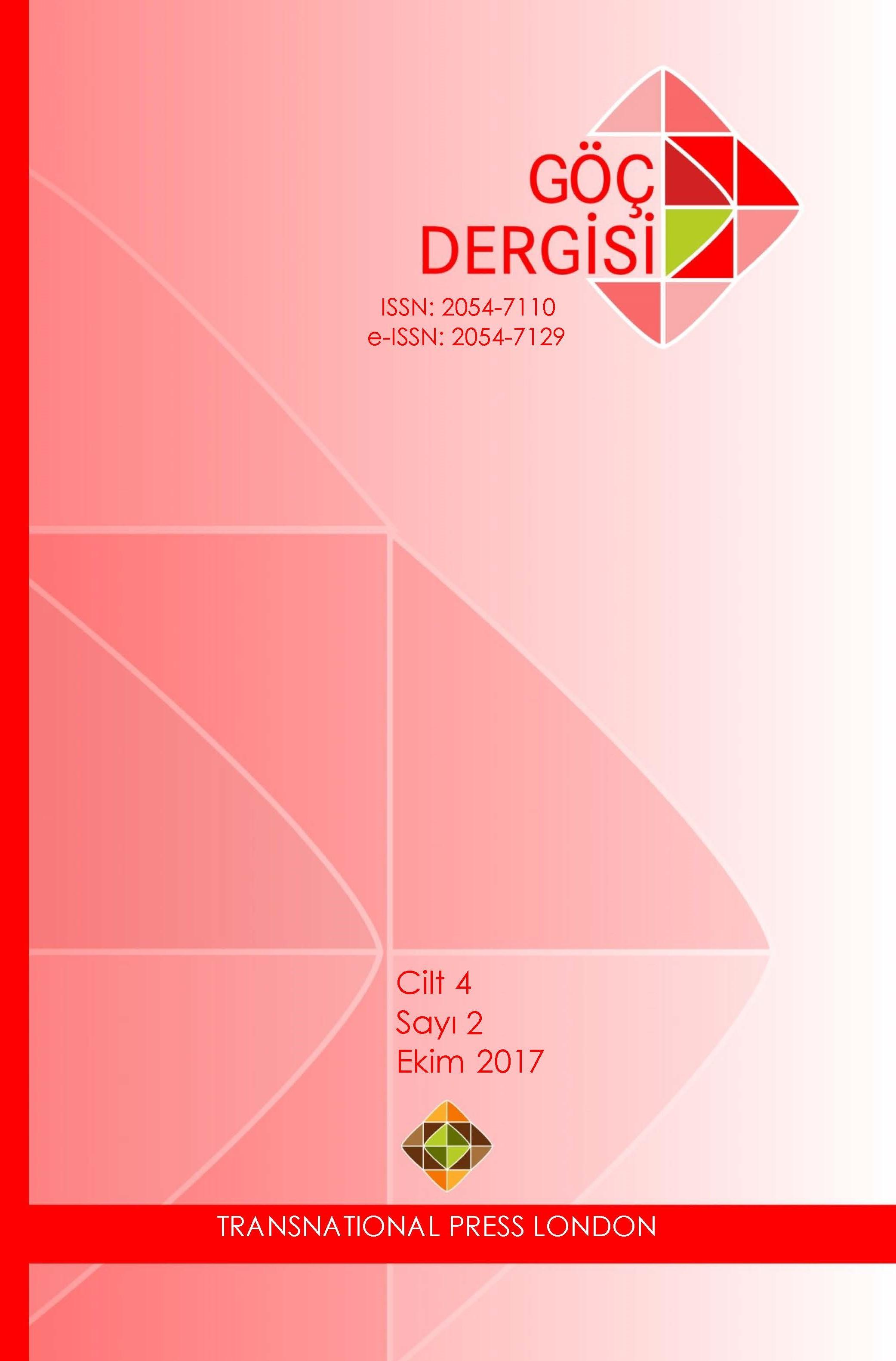 Göç Dergisi 2017-2