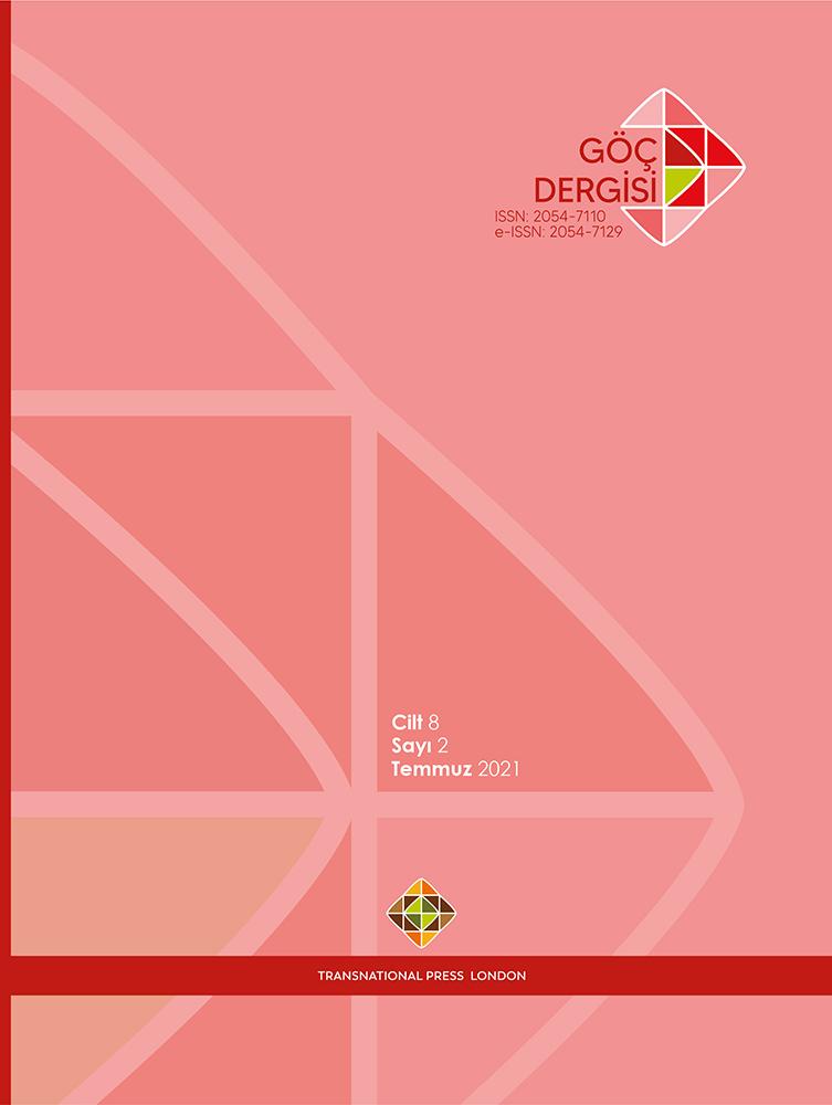 Göç Dergisi - Vol8 - No2 - 2021