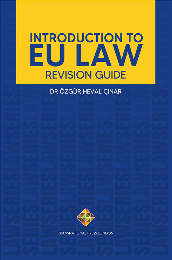 Introduction to EU Law: Revision Guide