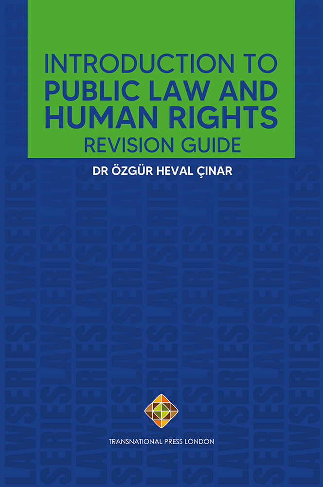 Introduction to Public Law and Human Rights – REVISION GUIDE