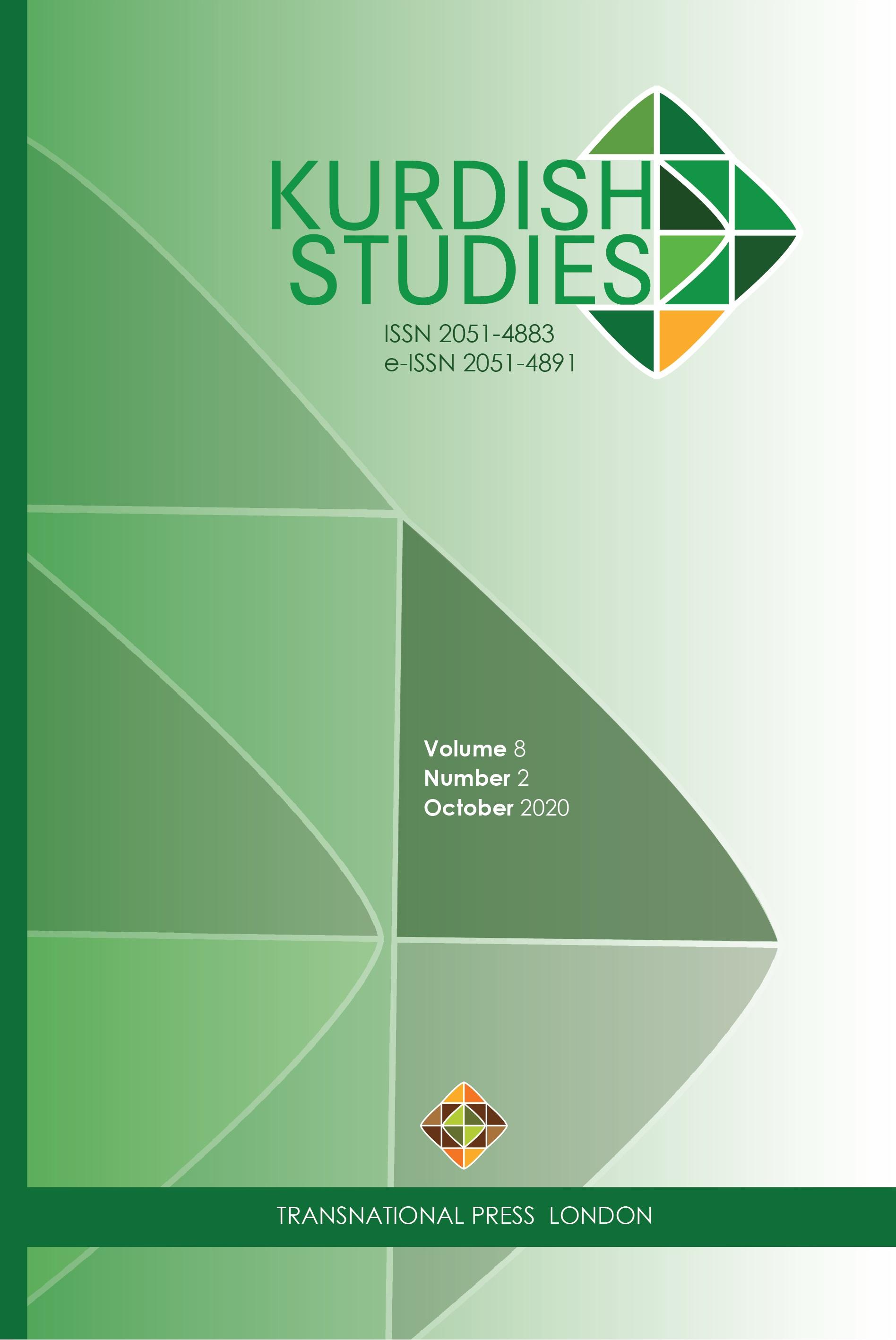 Kurdish Studies 2020-2