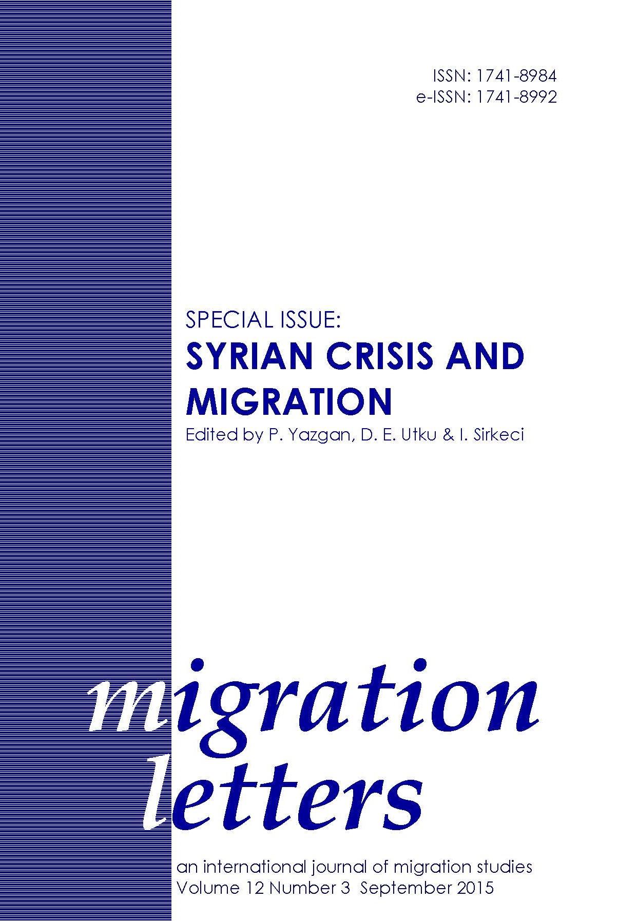Migration Letters 2015-3