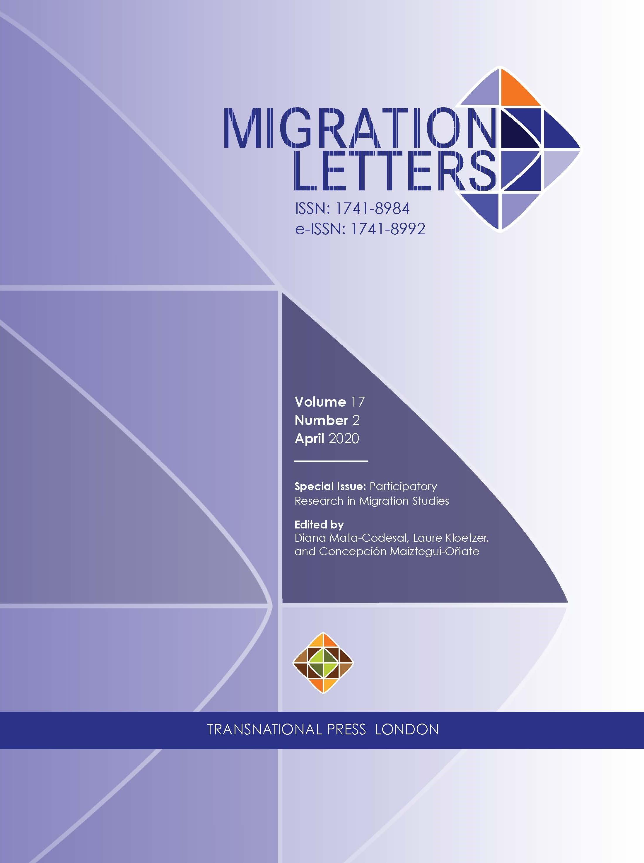 Migration Letters 2020-2
