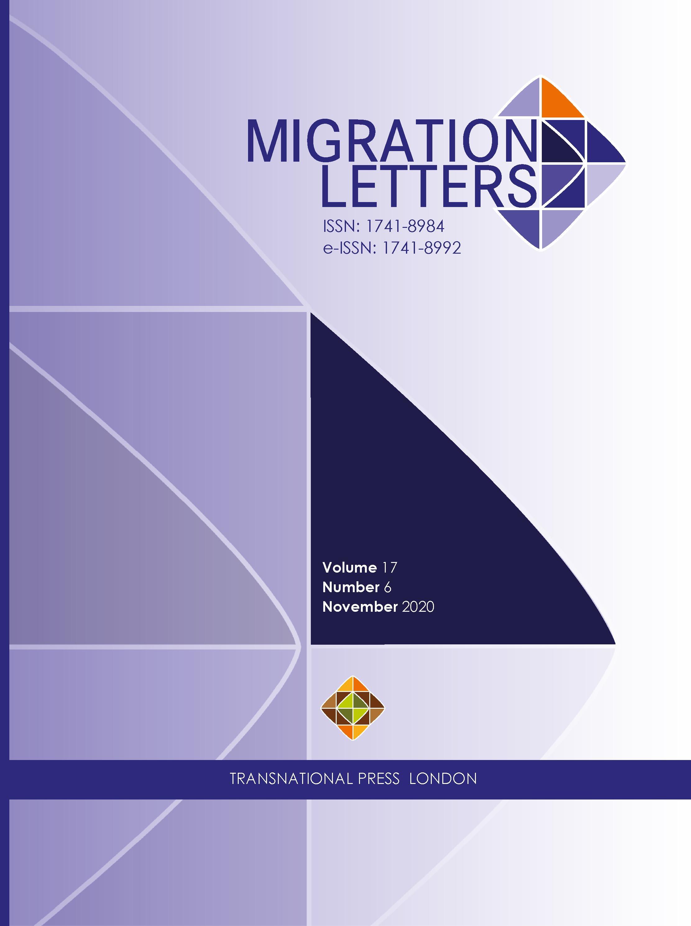 Migration Letters 2020-6