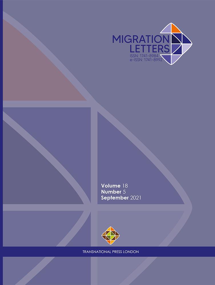 Migration Letters - Vol18 - n2 - 2021