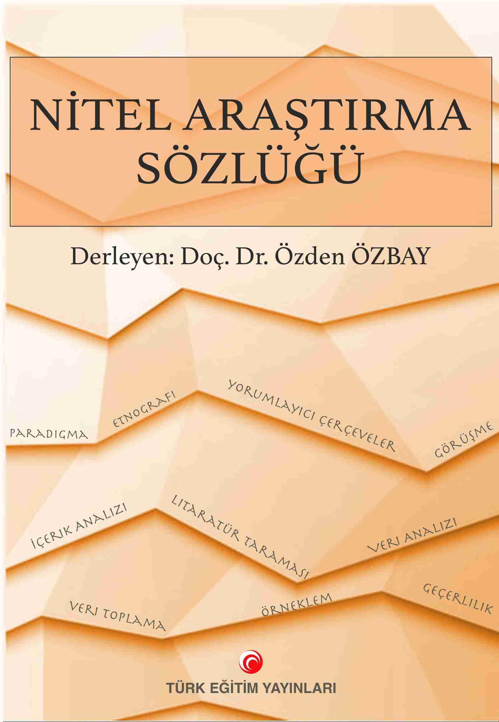 Nitel Araştırma Sözlüğü