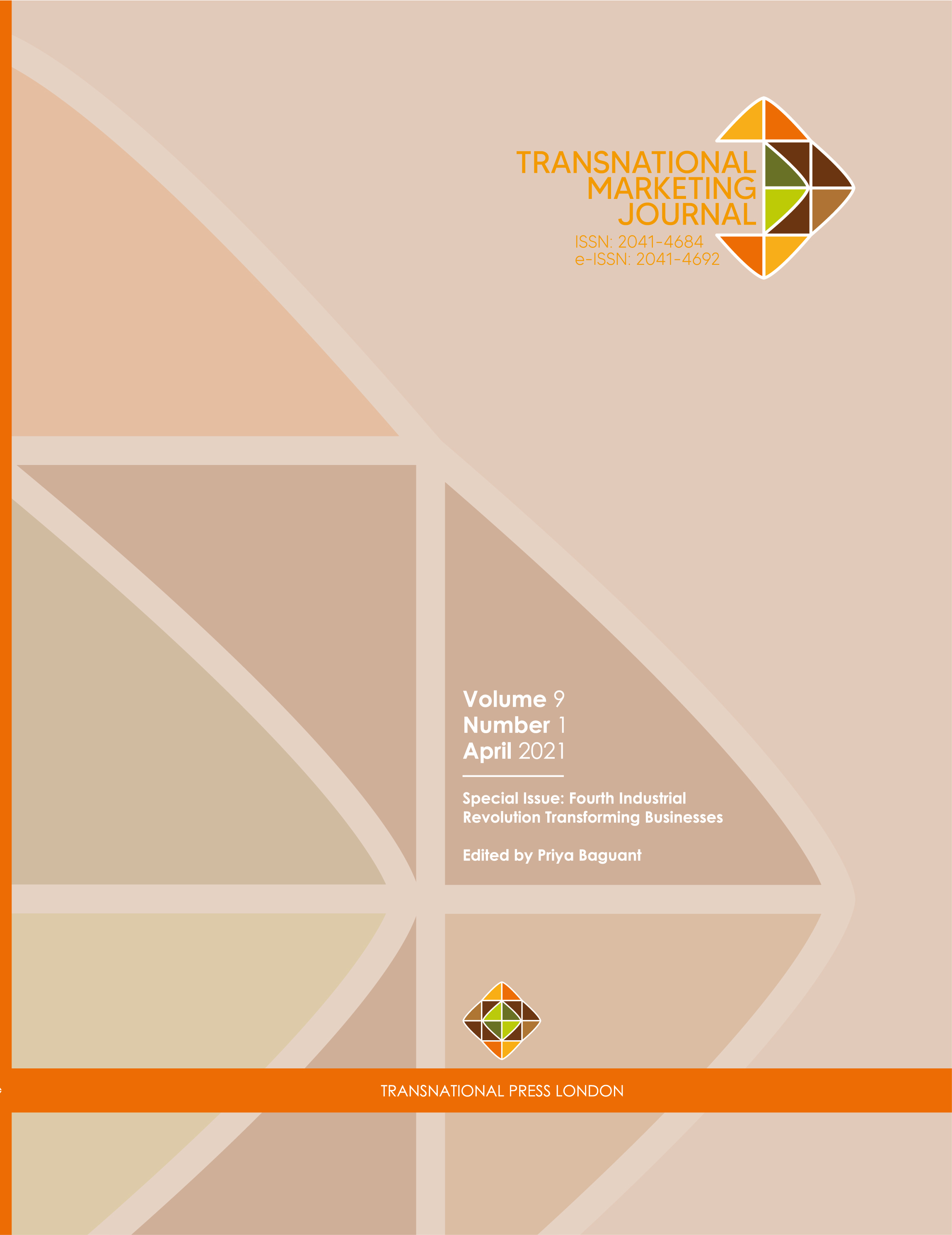 Transnational Marketing Journal - Vol9 - n1 - 2021